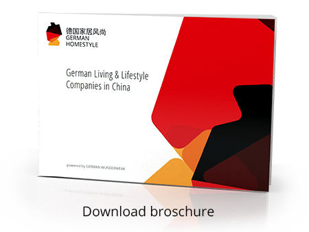 german homestyle Broschure